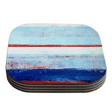 Stripes by CarolLynn Tice Coaster (Set of 4)