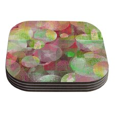 Dream Place by Marianna Tankelevich Coaster (Set of 4)