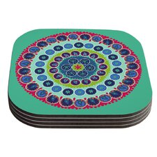 Surkhandarya by Laura Nicholson Coaster (Set of 4)