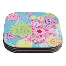 Summer Time by Laura Escalante Coaster (Set of 4)