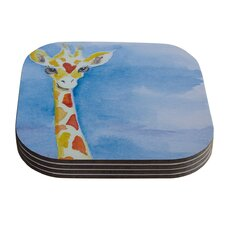 Topsy by Padgett Mason Coaster (Set of 4)