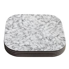 Marble by Will Wild Coaster (Set of 4)