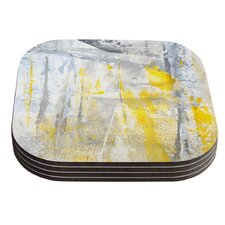 Abstraction by CarolLynn Tice Coaster (Set of 4)
