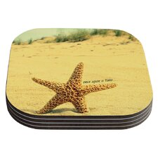 Once Upon A Time by Robin Dickinson Coaster (Set of 4)