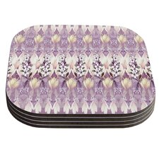 Laurel85 by Suzanne Carter Coaster (Set of 4)