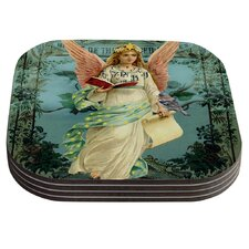 The Delivery by Suzanne Carter Coaster (Set of 4)