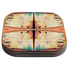 Naranda by Nina May Coaster (Set of 4)