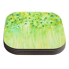 April Showers by Rosie Coaster (Set of 4)