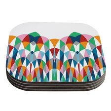 Modern Day Arches by Project M Coaster (Set of 4)