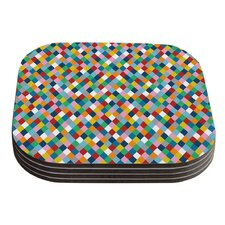 Harlequin by Project M Coaster (Set of 4)