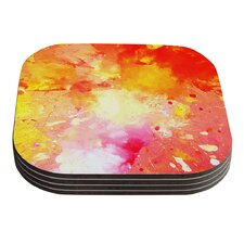 Splash by CarolLynn Tice Coaster (Set of 4)