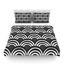 Art Deco Cotton Duvet Cover