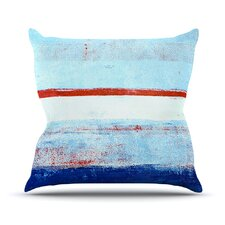 Stripes by CarolLynn Tice Throw Pillow