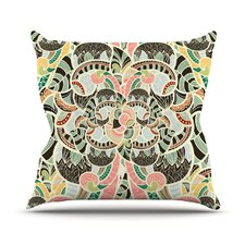 Too Much by Danny Ivan Throw Pillow