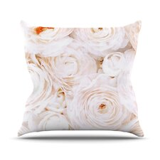 Blessed by Heidi Jennings Rose Throw Pillow