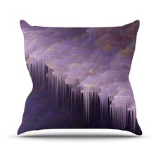 Malibu by Michael Sussna Throw Pillow