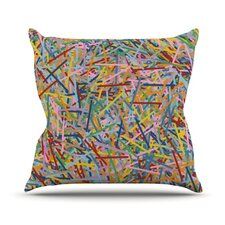 More Sprinkles Throw Pillow