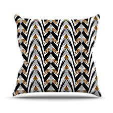 Wings by Vikki Salmela Throw Pillow
