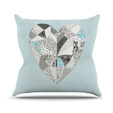 Comheartment by Vasare Nar Throw Pillow