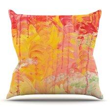 Sun Showers by Ebi Emporium Throw Pillow