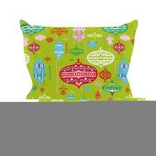 Ornate by Miranda Mol Ornaments Throw Pillow