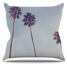 Sunshine and Warmth by Catherine McDonald Throw Pillow