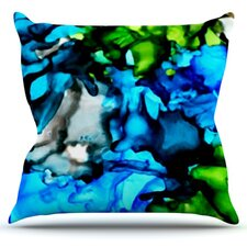 Chesapeake Bay by Claire Day Throw Pillow