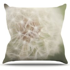 Dandelion by Catherine McDonald Throw Pillow