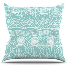 Beach Blanket Bingo by Catherine Holcombe Throw Pillow