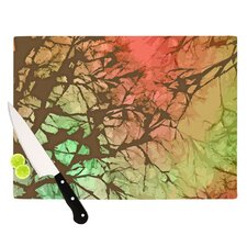 Skies Cutting Board