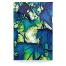 Leaves Floating Art Panel
