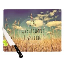 Life Cutting Board