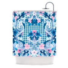 <strong>KESS InHouse</strong> Ornate Polyester Shower Curtain
