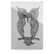 Owl by Belinda Gillies Graphic Art Plaque