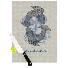 Pisces Cutting Board