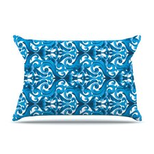Intertwined Microfiber Fleece Pillow Case