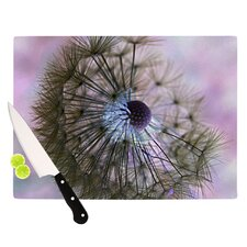 Dandelion Clock Cutting Board