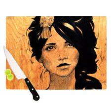Bra Cutting Board