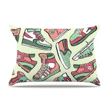 Sneaker Lover II Microfiber Fleece Pillow Case