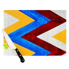 Zig Zag Cutting Board