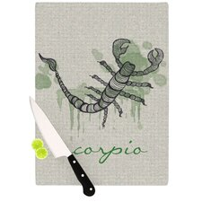 Scorpio Cutting Board