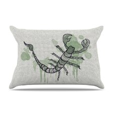 Scorpio Microfiber Fleece Pillow Case