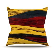 Sheets Throw Pillow