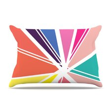 Boldly Bright Microfiber Fleece Pillow Case