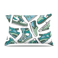 Sneaker Lover III Microfiber Fleece Pillow Case