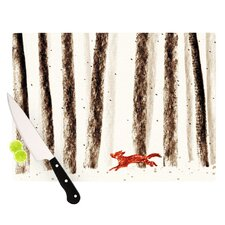 Run and Roam Cutting Board