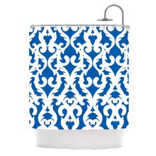 <strong>KESS InHouse</strong> Modern Baroque Polyester Shower Curtain