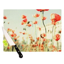 Poppy Cutting Board