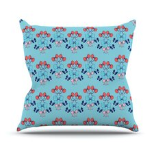 Bows Throw Pillow