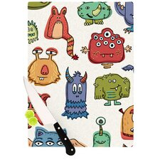 Little Monsters Cutting Board